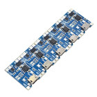 Micro USB 5V 1A 18650 TP4056 Lithium Battery Charger Module Charging Board With Protection Dual Functions 1A Li-ion