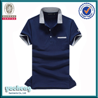 Classial high quality apperal factory custom and wholesale men clothes various color plain men's polo t shirt