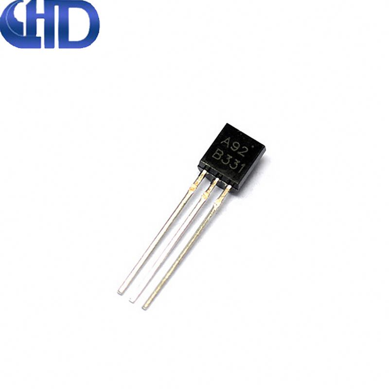 Good good to the transistor A92 MMBTA92 package TO92 PNP 50--QHDQ3 IC Electronic Component