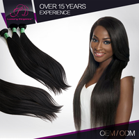 Amazing Brand Hair Brazilian Human Hair Weaving Silky Straight Wave