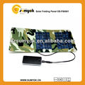 High Quality Portable Solar Charger 5000mah With CE&RoHs