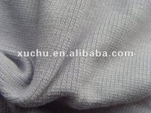 For T-shirt Tube rib Cotton rib 1x1 rib knit fabric