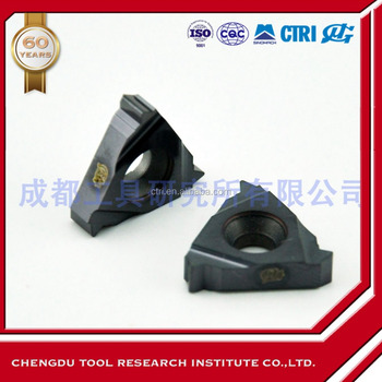 PVD coated thread cutting tool cemented carbide cutting tool China carbide tools