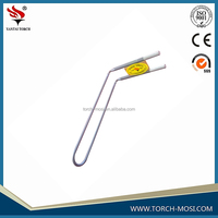 high temp. u shape heating element for digital muffle furance and tube furnace