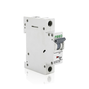 High Quality 6KA 10KA 1P Household Japanese And Reliable MCB Circuit Breaker