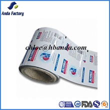 Shampoo Sachet Packaging/plastic packaging wrapper for daily use /film and bags