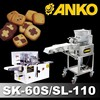 Anko Automatic Stainless Steel Machine For Making Cookie