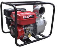 JIANSHE(CHINA) 8 inch 8hp diesel engine water pump, diesel water pumps 80mm for farm use