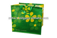 Eco friendly-simple promotion bag export worldwide