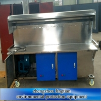 Electric BBQ Smoke Removal Equipments