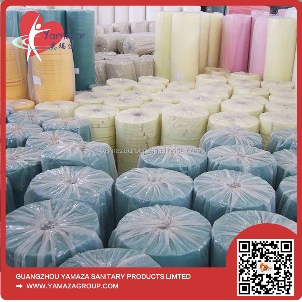 Polyacrylate baby diaper machine made it sleepy baby diaper manufacturers in china