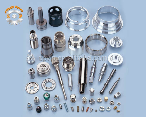 Shenzhen customs cnc machined toyota auto spare parts