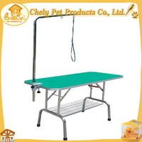 Cheap Various Colors Foldable Pet Grooming Table For Cheap Sale Pet Cleaning & Grooming Products