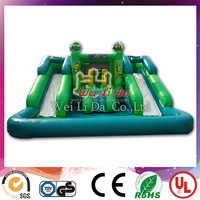 Best quality top popular giant cheap kids slide inflatable water slides for sale