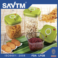 vacuum saver food storage container