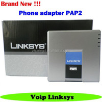 Unlocked VoIP Phone Adapter Linksys PAP2 , PAP2-NA