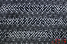 Polyester Nylon Yarn Dyed Breathable Mesh Fabric for Clothing