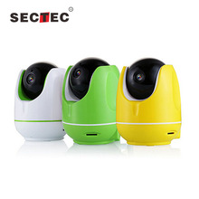 Home Automation Wifi Wireless Remote Control Cctv Camera For Security Alarm System Night Version