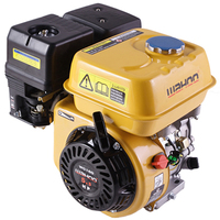 Factory wholesale supply 5.5hp Gasoline Engine 168F 4 stroke mini gasoline engine ohv gasoline engine cheap price