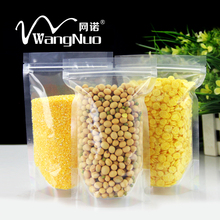 Ziplock Stand Up spice powder packaging pouchs