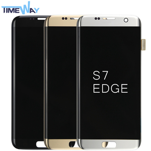 2019 Brand New China supplier low price mobile phone lcd screen for samsung galaxy s7 edge g935 original lcd replacement