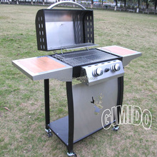 CSA Approval Outdoor Gas Barbecue Gril/gas BBQ grill/gas bbq
