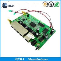 China Professional Multialyers PCB prototype & pcb mass production