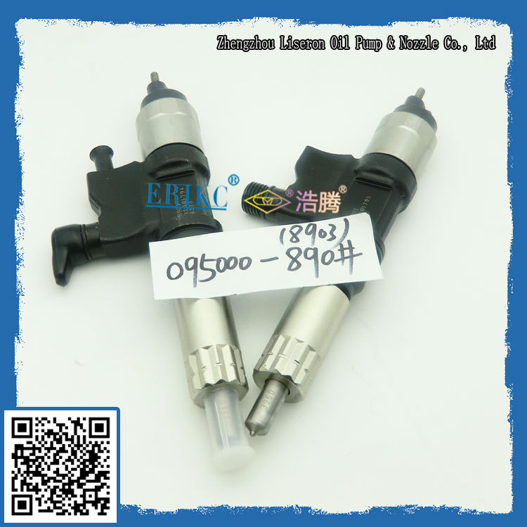 0950008900 and 0950008901 diesel engine parts injector 8-98151837-2 manufacturer