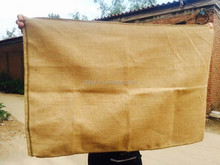 Used grade A jute bag clean second hand gunny sack bag 100kg hessian bag wholesale