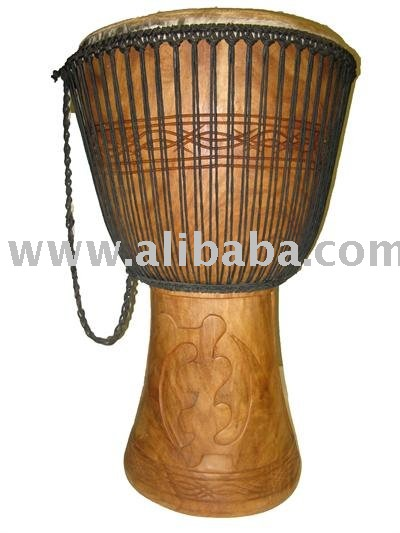 African Drums, Djembe & African Musical Instruments