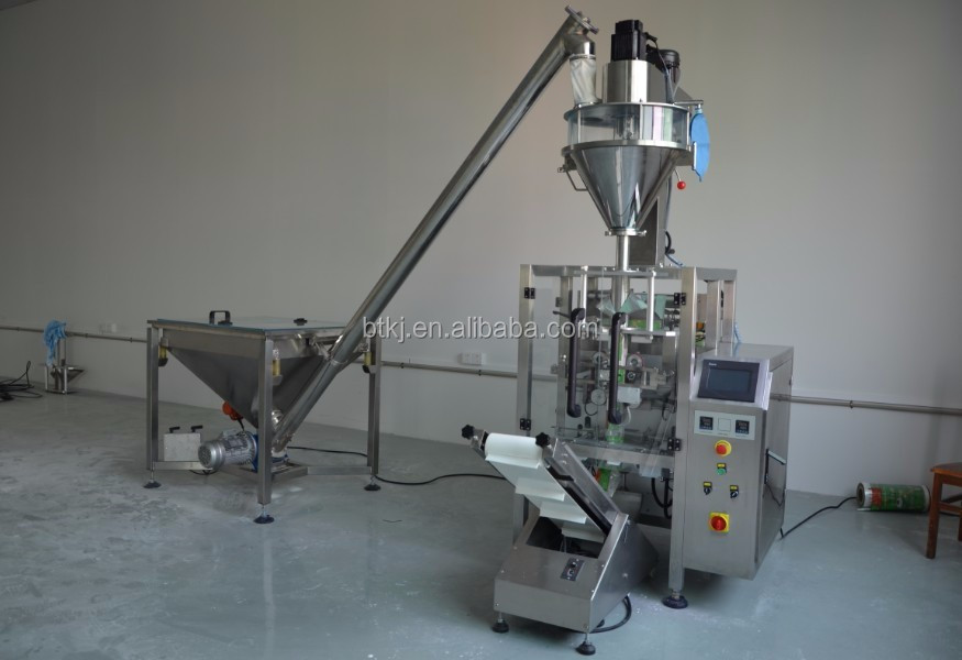 Kitchen Chicken Flavoring Garlic Cinnamon Starch Onion Powder Packing Machine