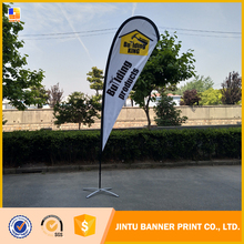 Flying Banner Teardrop/Feather Banner Flags Customized