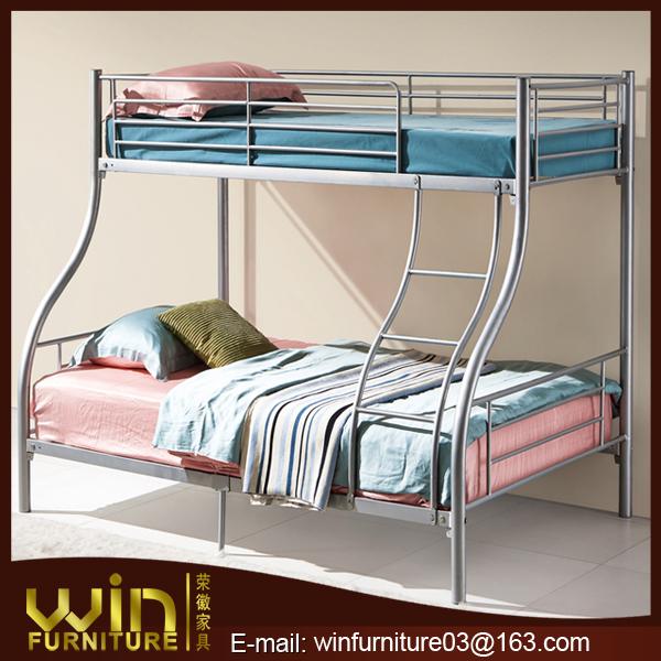 Furniture bedroom metal double deck bunk bed design for uk for Bedroom designs double deck