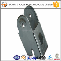 metal fabrication small part stainless steel garage door bracket deep drawing sheet fabrications