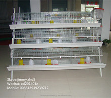 A type battery layer breeding chicken cage for baby chick