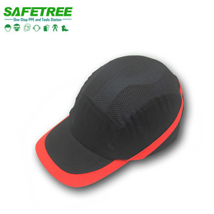 bae618cd890 Bump Cap Safety Bump Cap Baseball Bump Cap with Red Ribbon