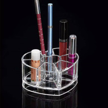 Acrylic Lipstick Holder Makeup Cosmetics Storage Box Case