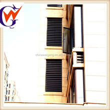 Exterior folding shutters with high quality