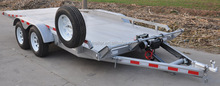 car carrying trailer