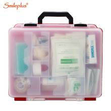 Wall mounted Comprehensive home office workshop first aid kit