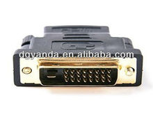 High quality HDMI Female to DVI 24+1P Male Adapter