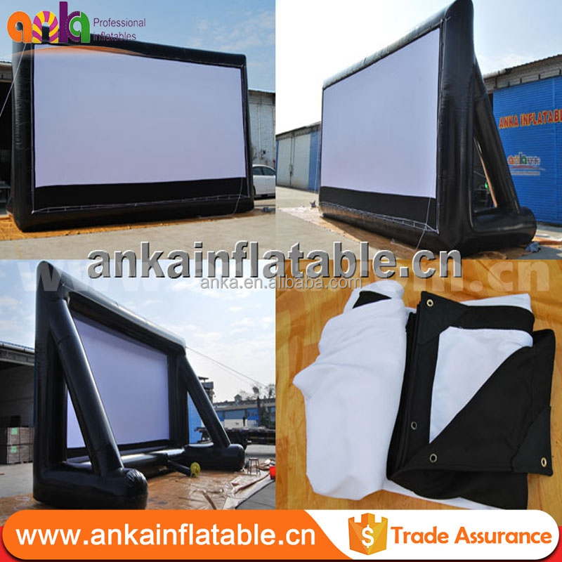 inflatable movie screen (projection,outdoor,ANKA)