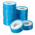 Yellow PTFE gas line pipe thread seal teflon tape