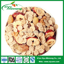 Chinese organic barley oatmeal instant nutritious cereal without sugar
