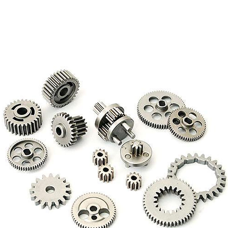 Flexible Alloy Steel Electric Motor Spare Parts