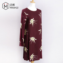 China Suppliers Custom Clothing Woman Clothes Ladies Casual Dress