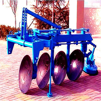 Agriculture Parts 1LYX-530 3-point mounted heavy duty tube disc plough