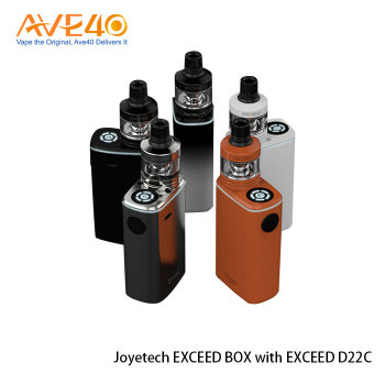 Joyetech EX Series EXCEED BOX with EXCEED D22C Vapor Starter Kit With 3000mAh Built-in Battery