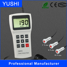 Mini Machine Zinc Coating Thickness Measurement With Standard Multifunctional Probe