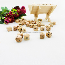 Wooden Chinese Checker pieces